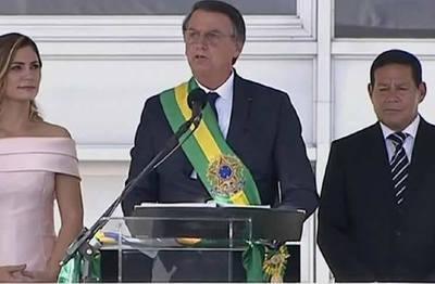 Bolsonaro concedió un indulto navideño a policías y militares