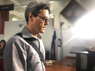 'Nenecho' es el jefe mafioso de la municipalidad, afirma Camilo Soares