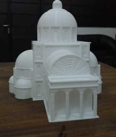 Brindan soluciones con impresiones 3D