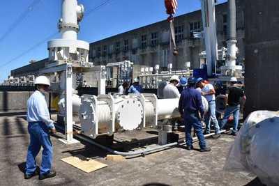 Yacyretá se conectará a la línea 500 kV para acceder a más energía