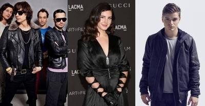 HOY / The Strokes, Garrix y Lana del Rey: Asunciónico revela explosivo line up de su edición 2020