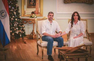 Abdo Benítez apela a la unidad y reconciliación en su mensaje navideño