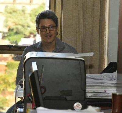 """Camilo Soares: """"Nenecho era el brazo ejecutor y ahora es el jefe mafioso de la municipalidad"""""""
