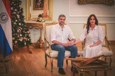 Abdo Benítez brindó mensaje navideño con deseos de «unidad y reconciliación»