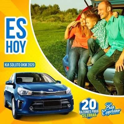 Comercial San Cayetano regala un auto 0KM •
