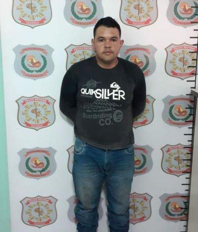 Brasileño buscado por homicidio fue detenido en PJC