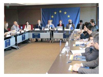 Unión Europea transfirió 14 millones de euros al MEC