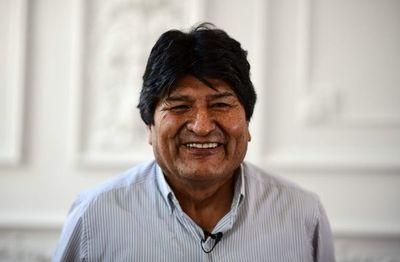 Evo Morales se propone tener candidato para Bolivia a mediados de enero