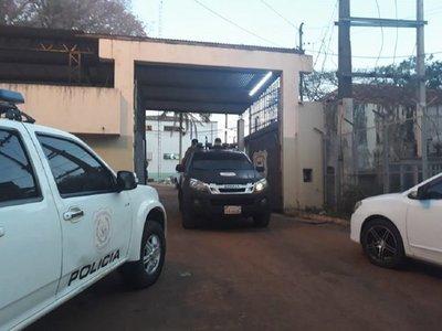 Guardiacárcel es víctima de intento de homicidio en Ciudad del Este