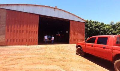 Hurtan agroquímicos en Santa Rita