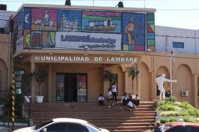 Hoy se realiza corte administrativo en Municipalidad de Lambaré