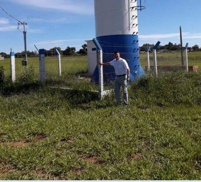 Ultiman detalles para habilitación de sistema de distribución de agua en Portal I