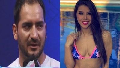 """""""Miss Tanga"""" acusó de """"toqueteador"""" a Naldy"""