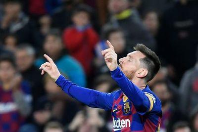 """Messi: """"Ser el goleador de la Liga es especial"""""""