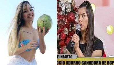"""Rocio reveló cuál fue la actitud de Marilina al perder el """"Baila"""""""