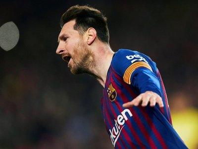 """Messi: """"Ser el goleador de la Liga es especial, uno de los récords más lindos"""""""