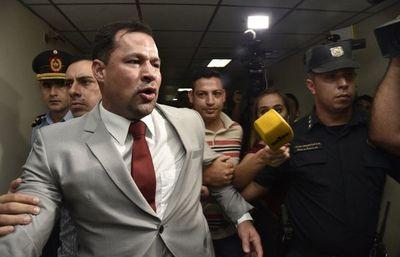 Ulises Quintana recibirá el año nuevo en prisión