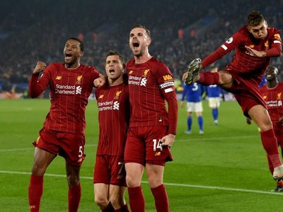 No hay con qué darle al Liverpool