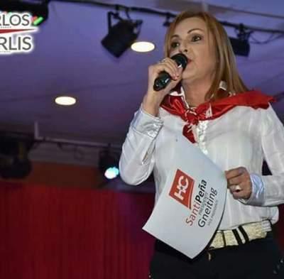 Urgente: Nancy Arias pierde su investidura de concejala departamental