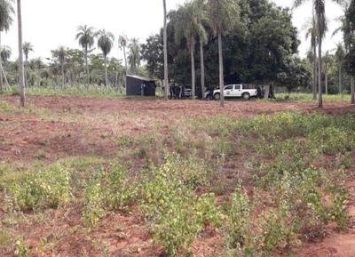 Durante intervención fiscal-policial destruyeron campamento sintierra en Pirayú