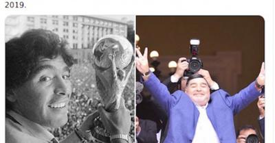 ¡33 años después volvió a salir al balcón!