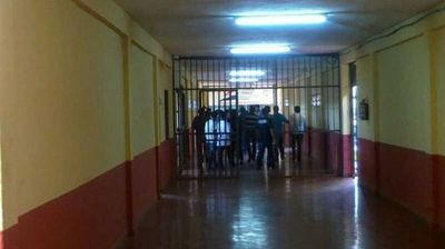 Recluso belicoso tuvo que ser reducido a balinazos en la cárcel regional