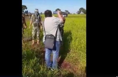 Agreden a periodistas en Pedro Juan Caballero
