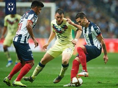 Con Celso Ortiz, Monterrey venció al América