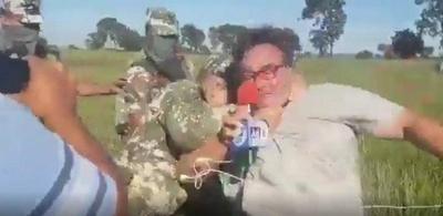 HOY / Abren sumario a militar que agredió a periodistas