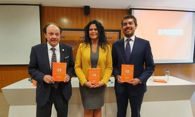 Presentación de la IV Edición del Libro Emprendedores