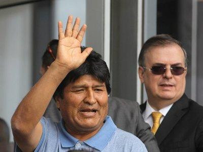 """EEUU pide que Evo Morales """"no abuse de su estatus"""" en Argentina"""