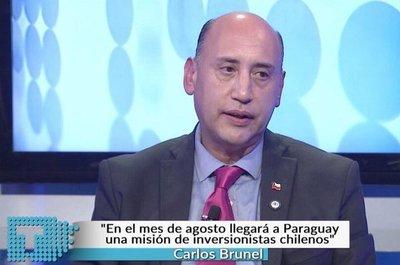 Paraguay nuevo polo de negocios e inversión en Chile gracias a su buen desempeño