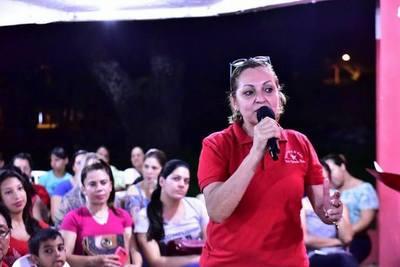 ''Nancy Arias debe devolver todo lo que cobró como dieta''