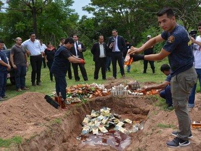 Destruyen bebidas alcohólicas que pretendían ser ingresadas a Tacumbú