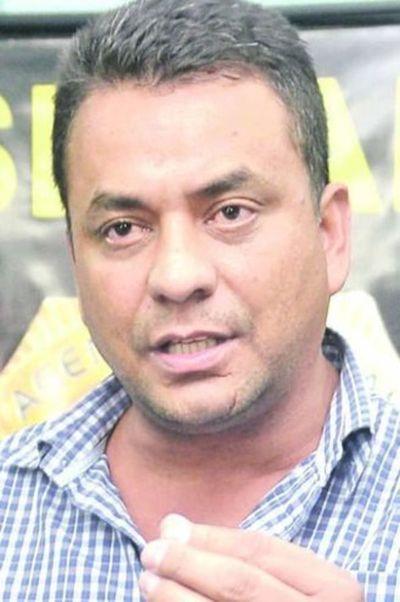 """Chicharõ"" Sánchez haimete ojuka hikuái atentado rupive  Capitán Bado-pe"