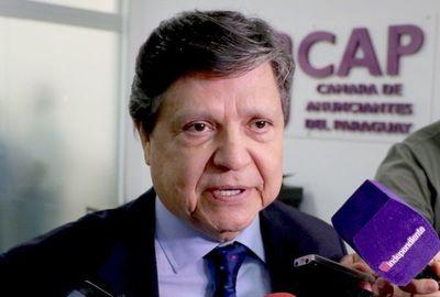 Acevedo destacó apoyo de la Senad y Fiscalía en lucha contra el crimen