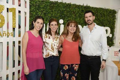 Unicentro celebró sus 31 años