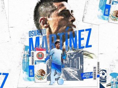 Osvaldo Martínez tiene nuevo club en México