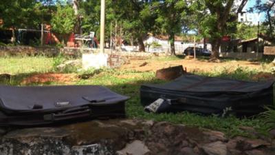 HOY / Lambaré: al descalabro de las  arcas comunales se suma el  incontenible 'avance' de la basura
