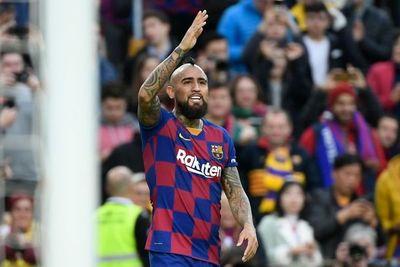 Vidal reclama al Barça 2,4 millones