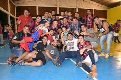 Peñarol F.B.C es tres veces el mejor
