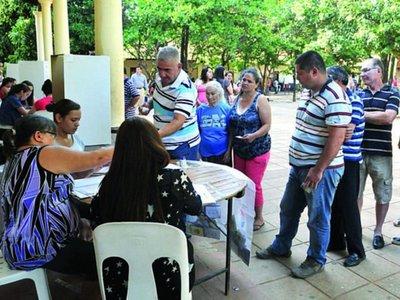 Vence el plazo para actualizar datos y votar en municipales