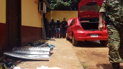 Millonario robo en banco de Santa Rosa del Aguaray