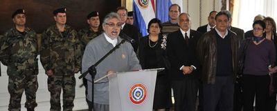 Fernando Lugo, destituido por juicio político en el 2012