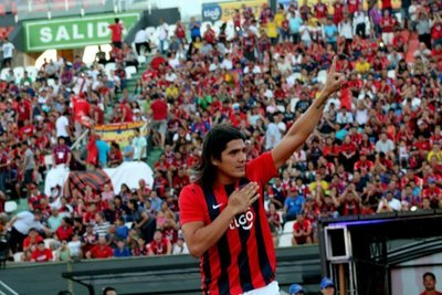Fidencio jugará en Bolivia