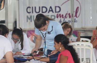Ministerio de la Mujer supera los 119 mil servicios durante 2019