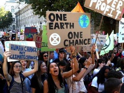 El mundo abrió los ojos durante el 2019 ante la emergencia climática