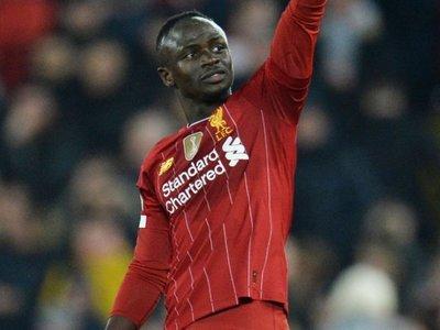 Liverpool en  lo más alto