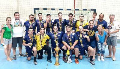 Luque Handball es el mejor del Clausura
