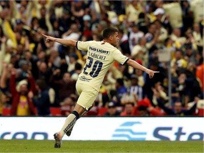 El golazo de Richard Sánchez en la final contra Monterrey